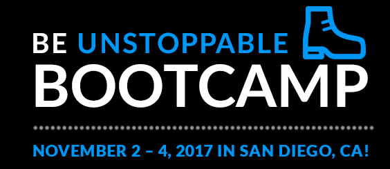 Be Unstoppable Bootcamp